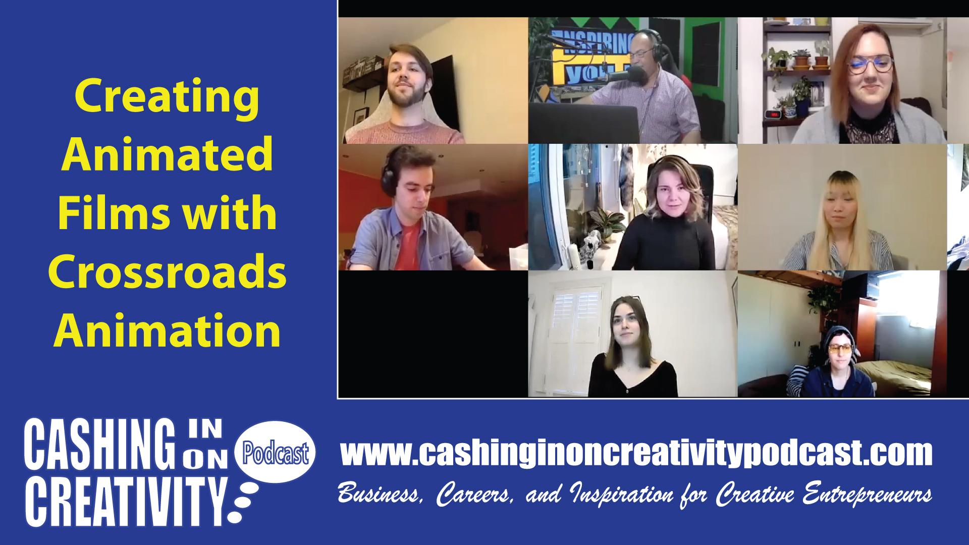 CC248 Creating Animation with Crossroads Studios
