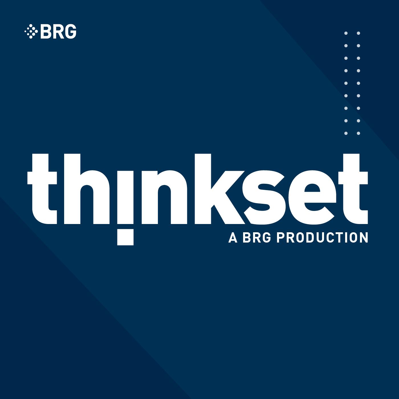 Thinkset Podcast show art