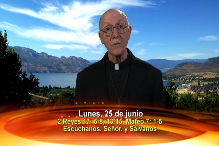 Artwork for Dios te Habla con Fr. Lenny de Pasquale; Tema el hoy: Escúchanos, Señor, y sálvanos.