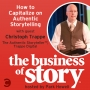 Artwork for #44: How to Capitalize on Authentic Storytelling