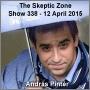 Artwork for The Skeptic Zone #338 - 12.April.2015