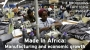 Artwork for Made in Africa: manufacturing and economic growth