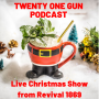 Artwork for #25 Christmas 2019 Episode LIVE from Revival 1869