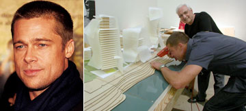 So, Brad Pitt Wants to be an Architect?: Architecture & Design