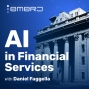 Artwork for AI for Streamlining the Mortgage Process - With Dan Courtright of Iron Mountain