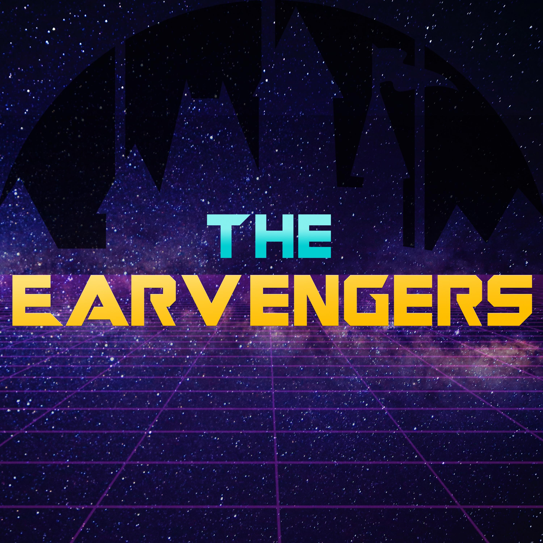 The Earvengers show art