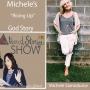 "Artwork for Michele's ""Rising Up"" God Story"