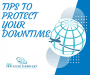 Artwork for 3 tips to protect your downtime