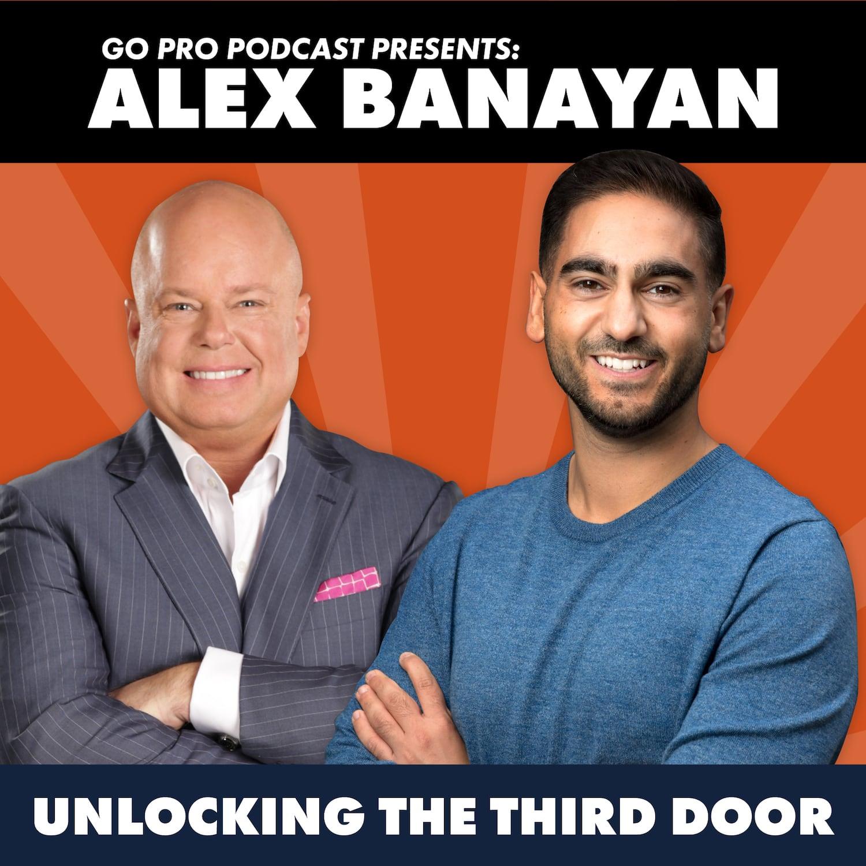 Alex Banayan: Unlocking The Third Door