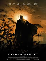 The Marvel Vs DC movie mash-up- 'Batman Begins'