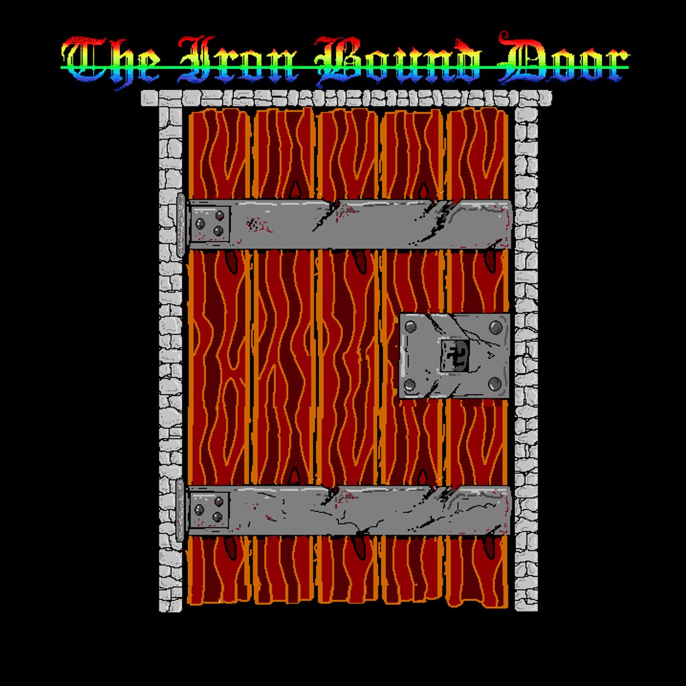The Iron Bound Door podcast logo