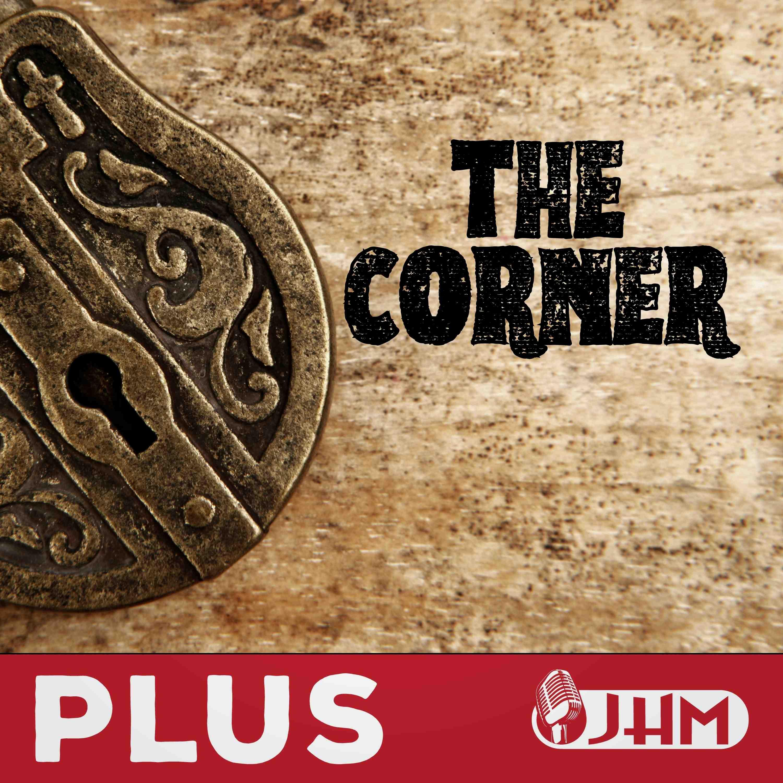 The Corner show art