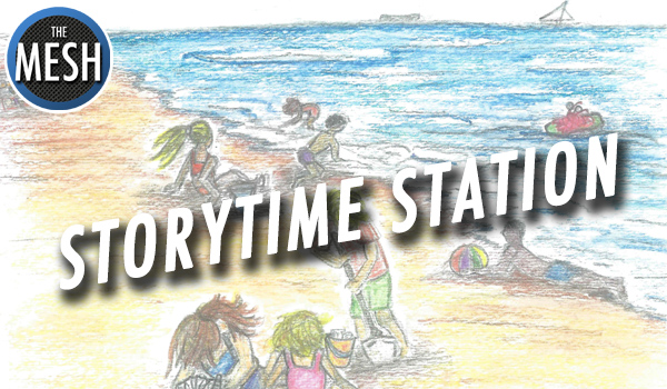 Storytime Station: The Lonely Little Sea Shell