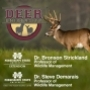 Artwork for Episode 036 – Impacts of flooding on deer – the good, the bad, the ugly