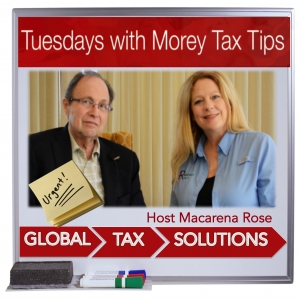 Tuesdays with Morey - Tax Tips®