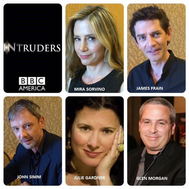 Episode 560 - SDCC: Intruders w/ Mira Sorvino/John Simm/James Frain/Julie Gardner/Glen Morgan