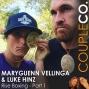 Artwork for Comin' Out Swinging: Luke Hinz And Maryguenn Vellinga of Rise Boxing, Park City, UT, Part 1