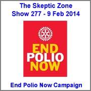 The Skeptic Zone #277 - 9.Feb.2014