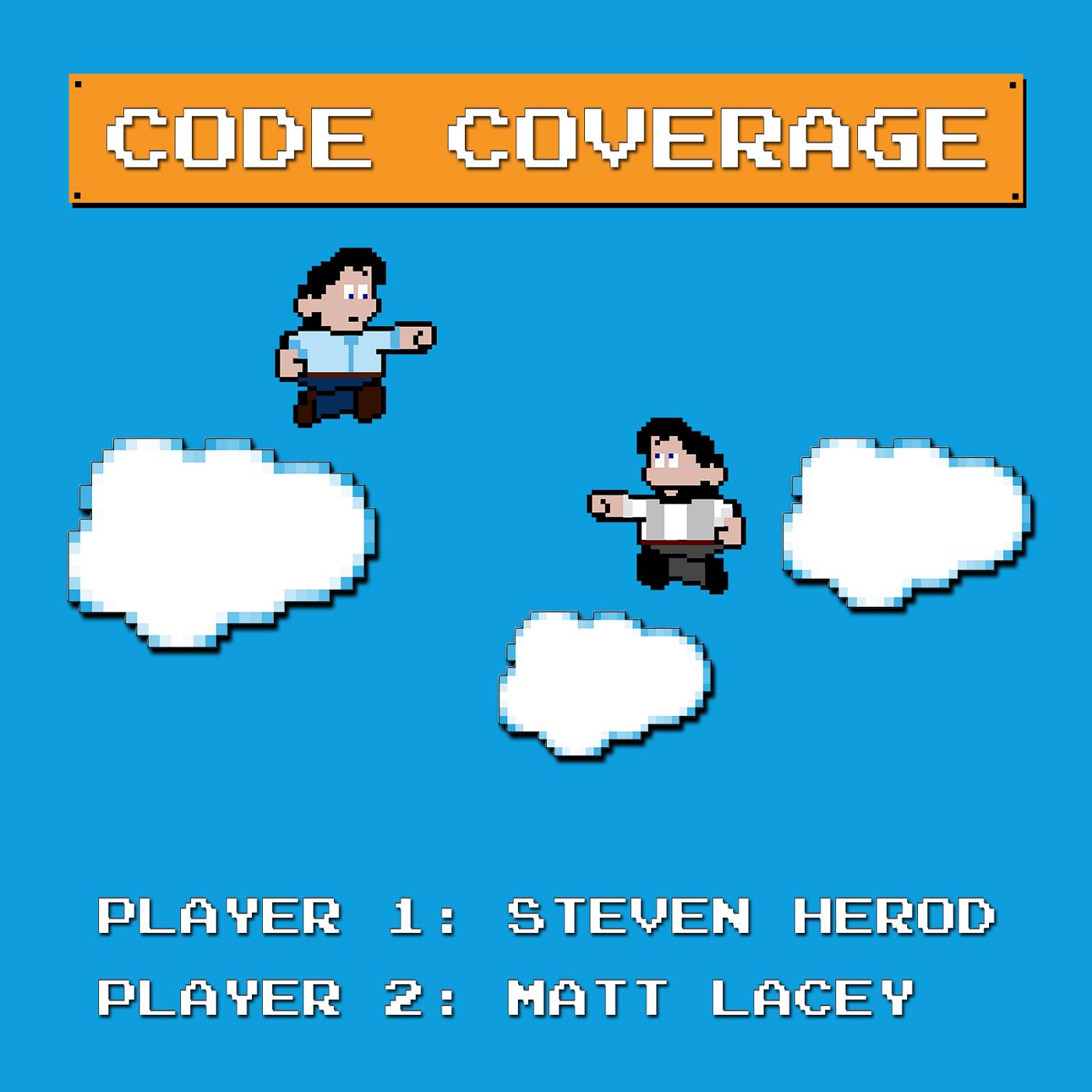 Code Coverage - Salesforce Developer Podcast show art