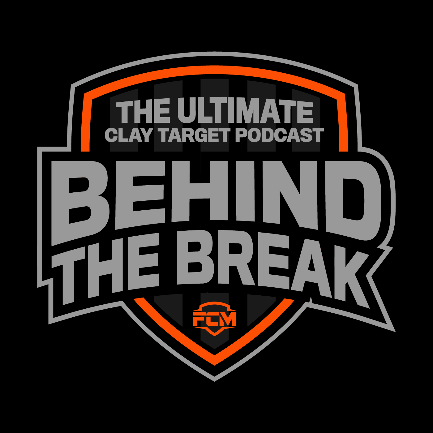 Behind The Break - The Ultimate Clay Target Podcast show art