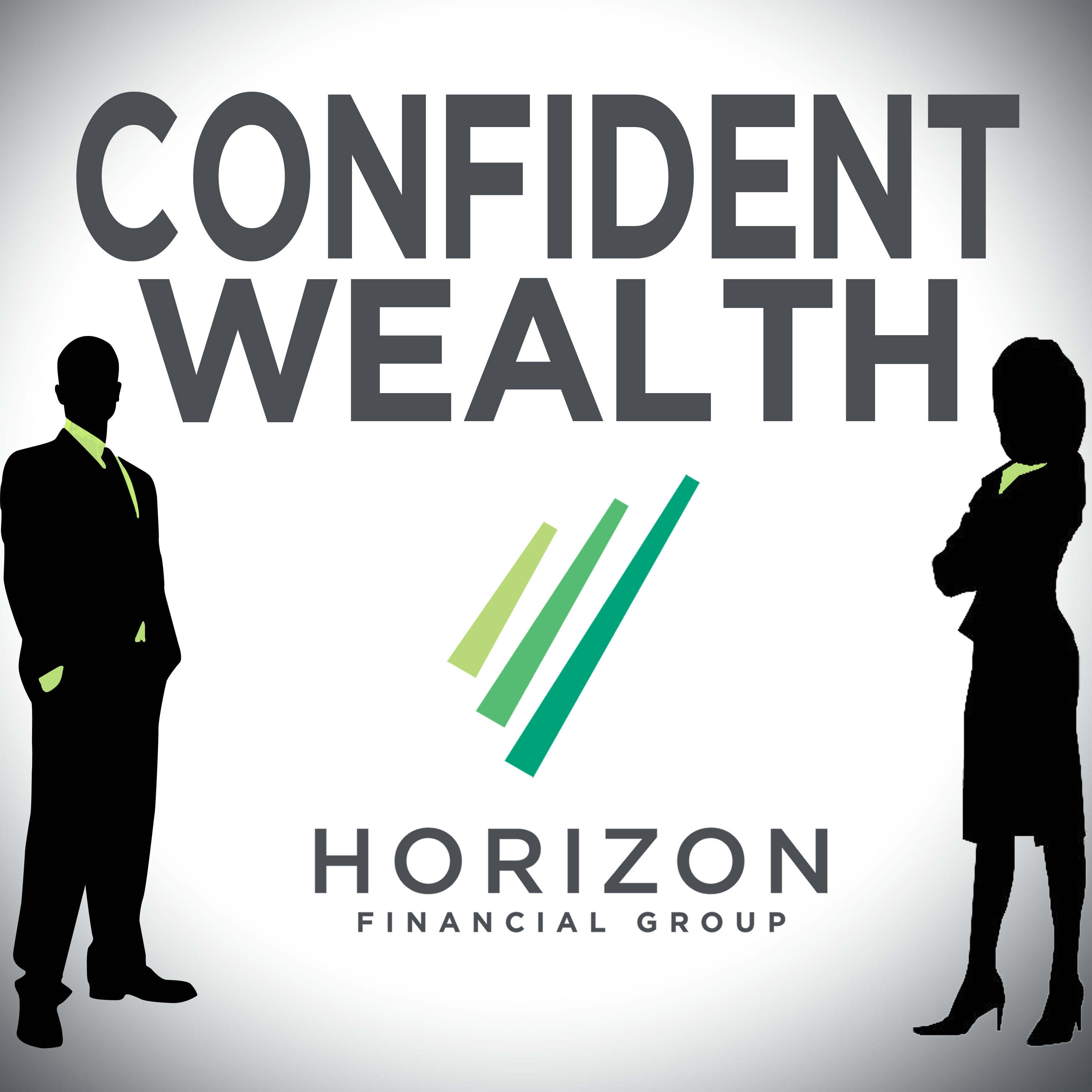 The Confident Wealth Podcast show art