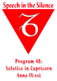 Program 48: Solstice in Capricorn, Year 109