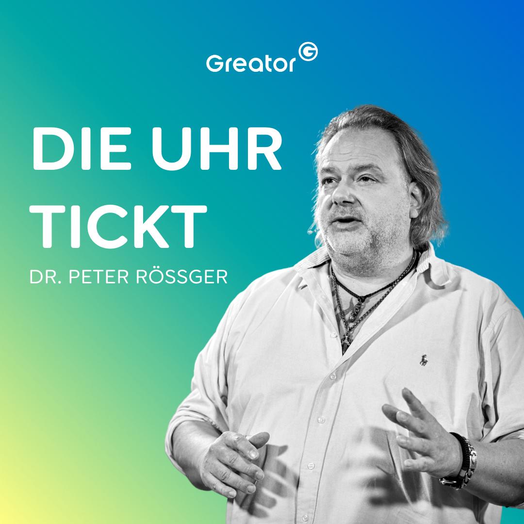 #746 Keine Zeit verschwenden // Dr. Peter Rössger