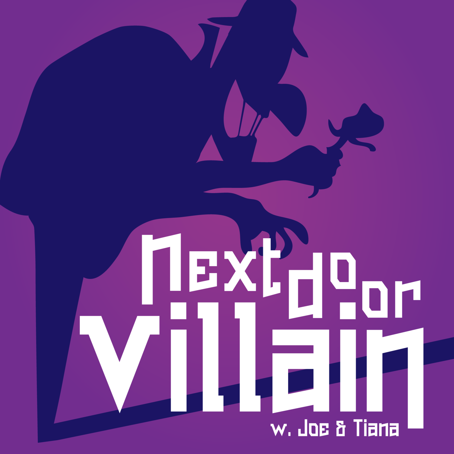 Next Door Villain show art