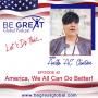 Artwork for BGG42: America, We All Can Do Better!