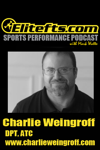 Elitefts SPP Charlie Weingroff Interview