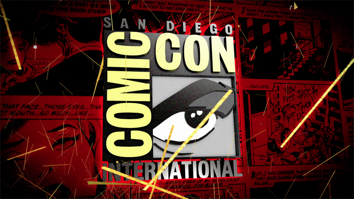 Episode 30 - Joseph Went to San Diego Comic Con and We Stayed Jealous