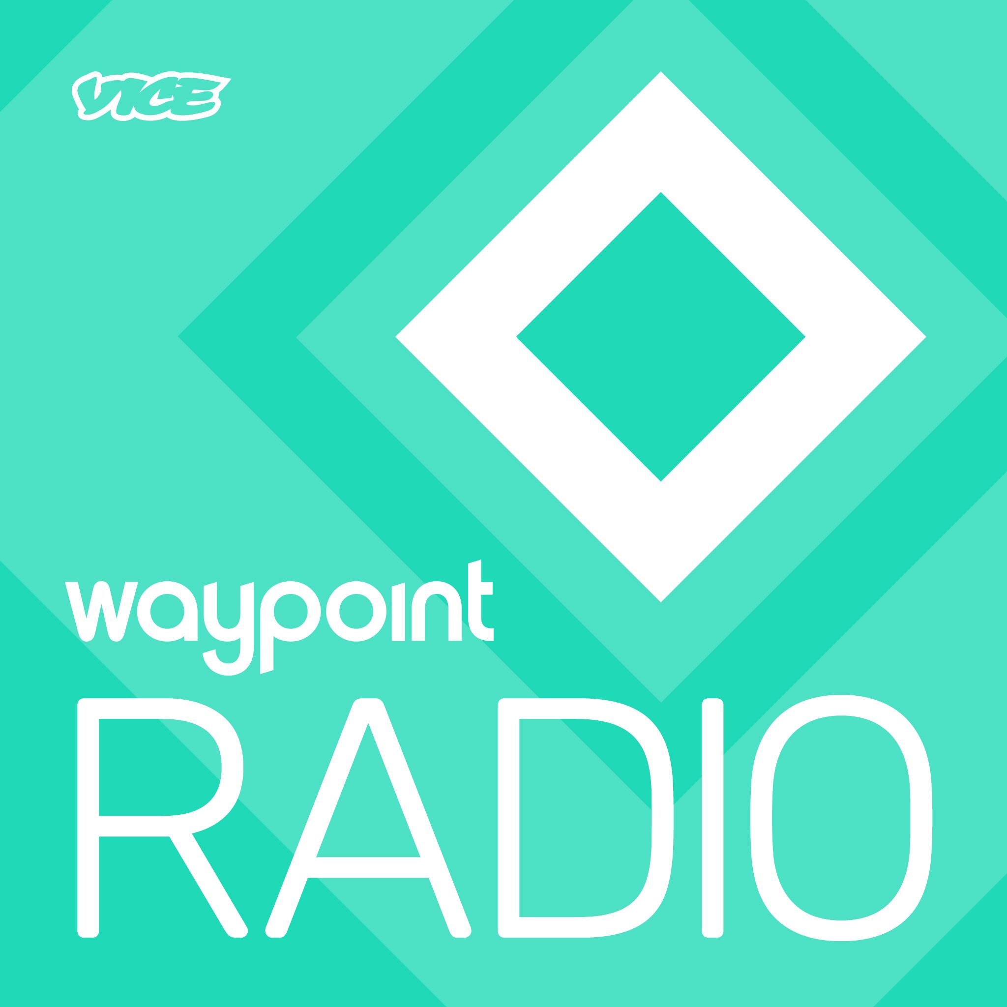 Waypoint Radio show art