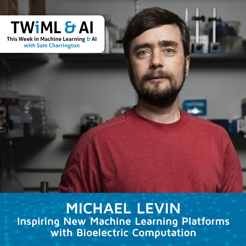 Inspiring New Machine Learning Platforms w/ Bioelectric Computation with Michael Levin - TWiML Talk #282