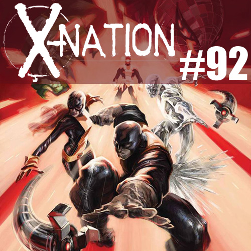 Cultural Wormhole Presents: X-Nation Episode 92