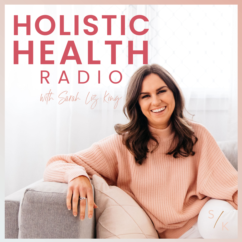Holistic Health Radio show art