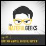 Artwork for THG 62.0 - Captain Marvel Hateful Review