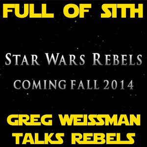 Special Release: Greg Weissman talks Rebels at Denver Comic-Con