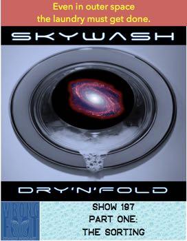 EP197--SkyWash Dry 'N' Fold Part One