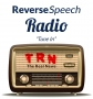 """Artwork for TRN ((The Real News 04) """"Michael Jackson"""" REVERSE SPEECH RADIO Episode 13, is brought to you by Crime & Trauma Scene Cleaners / Crime Scene Cleaners.ca"""