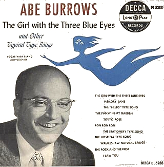 175-130923 In the Old-Time Radio Corner - The Abe Burrows Show