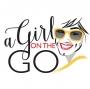 Artwork for Angela DJ Moonbaby Jollivette, Music Supervisor - A Girl On The Go™ Podcast