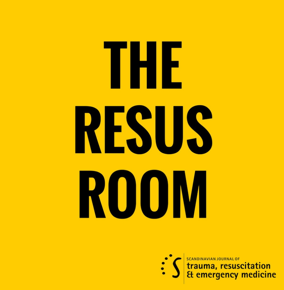The Resus Room show art