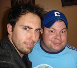 ep.59 w/ John Caparulo & Jamie(sick, Mustang puke, Relationship, C-town)5/25/11