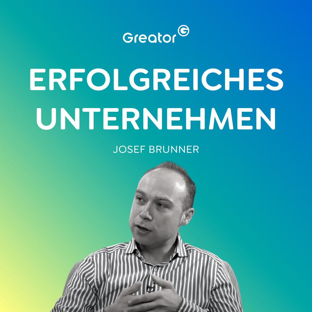 Business-Erfolg: Warum Unternehmenskultur extrem wichtig ist // Josef Brunner im Interview