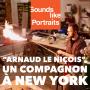 Artwork for Série Compagnonnage 3/4, Arnaud Guignon, serrurier-métallier : un compagnon à New York