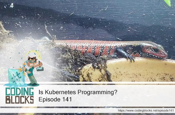 Is Kubernetes Programming?