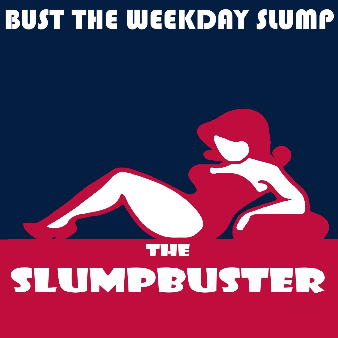 The Slumpbuster show art
