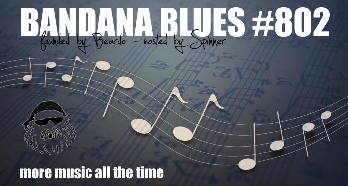 Bandana Blues With Beardo Spinner