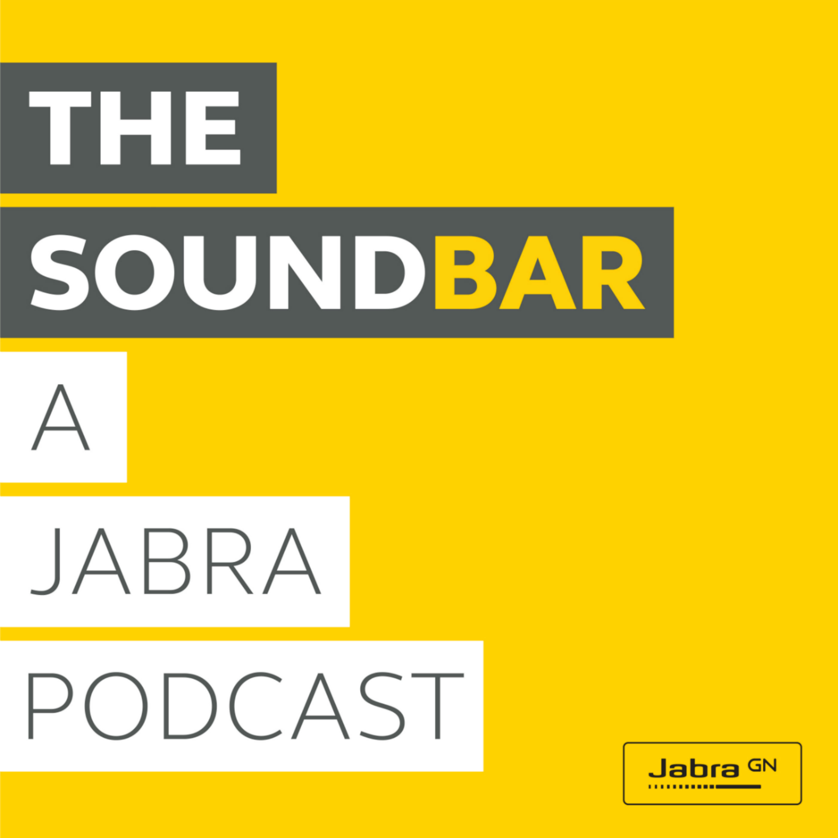 The Jabra Soundbar show art