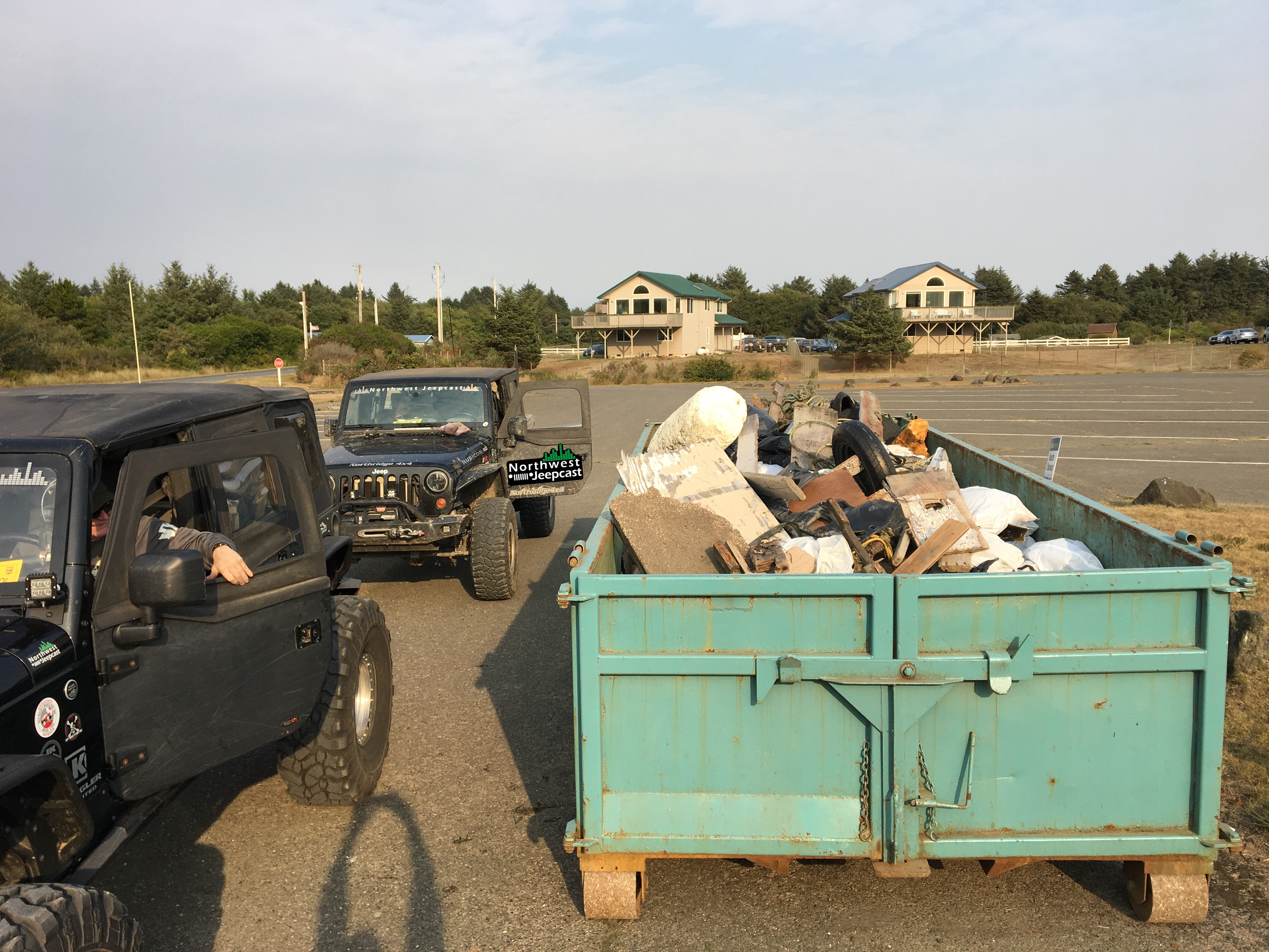 Northwest Jeepcast - A Jeep Podcast - Operation Shore Patrol 2017